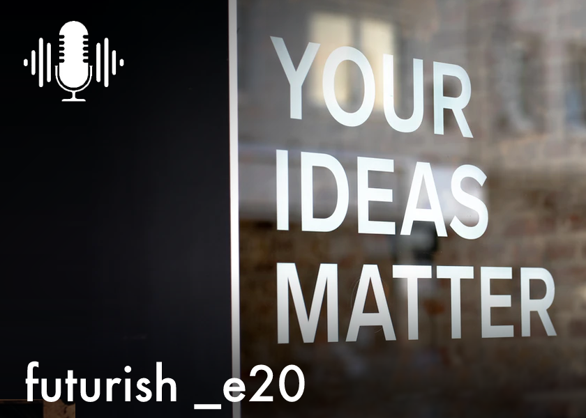 e20/ Making Ideas Happen (or Getting Sh*t Done)