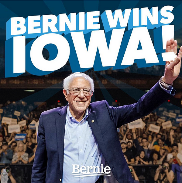 Episode 1: Bernie Won Iowa ft. Ken Klippenstein