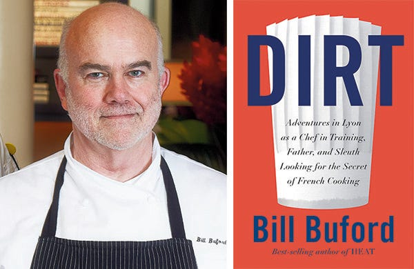 """Listen and Annotate: """"Baking Bread in Lyon,"""" by Bill Buford"""