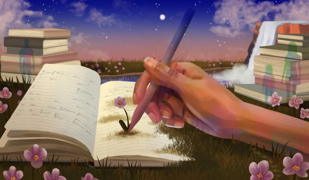 """It's August! Let's read and discuss """"The Stories I Haven't Been Told,"""" by Jamie Figueroa"""