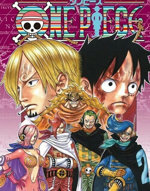 One Piece Chapter 989 Bahasa Indonesia