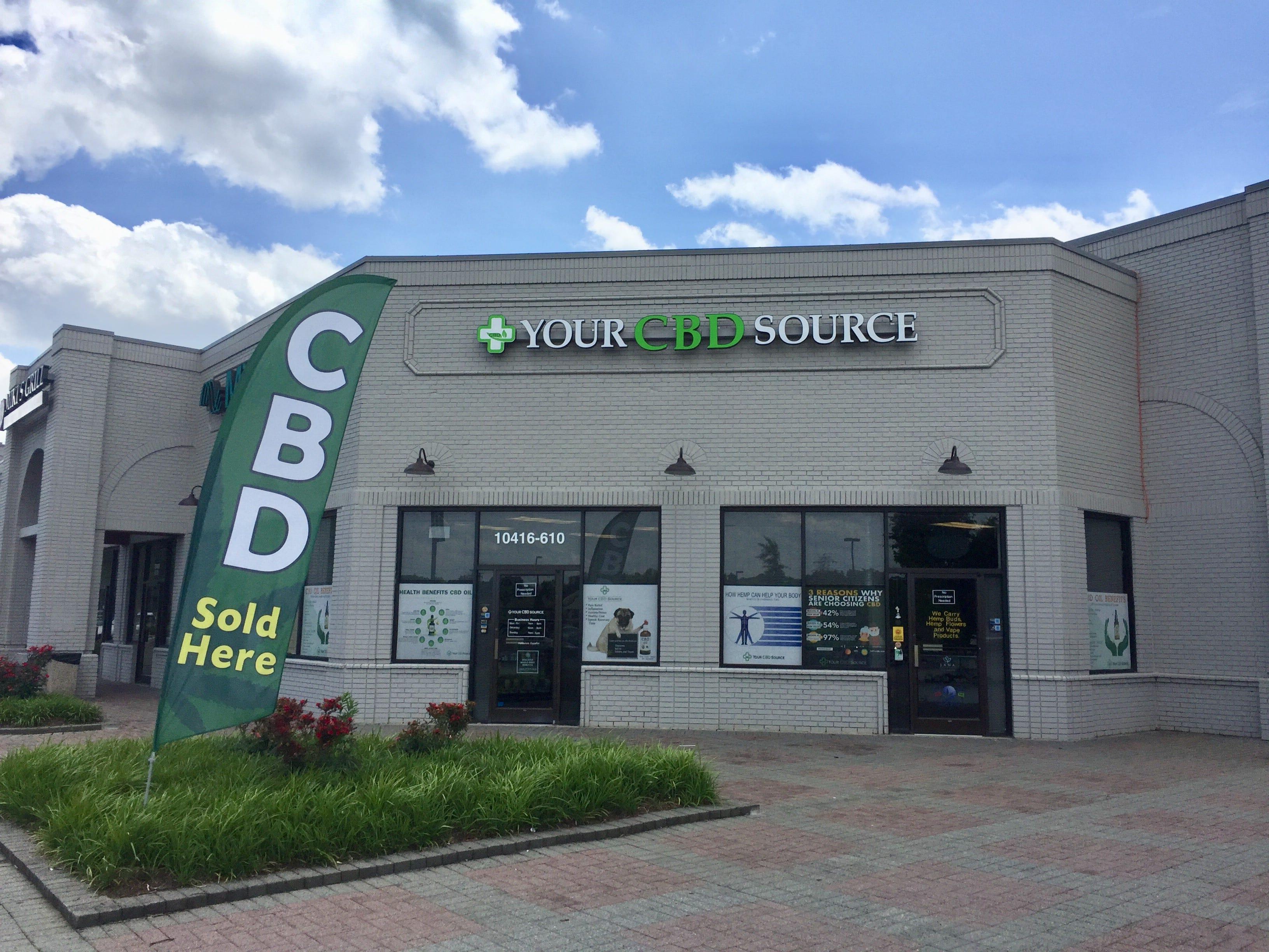 Big Retail is preparing to crush local CBD stores, dude ...