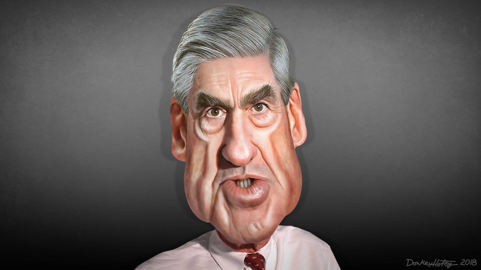 The rise and fall of superhero Robert Mueller