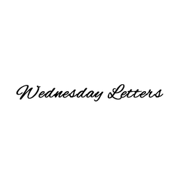 Wednesday Letters by Paula Dennan