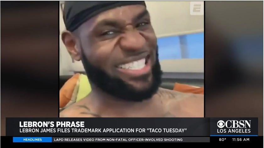 Lebron's Taco Tuesday, Stitchfix Acquisition…