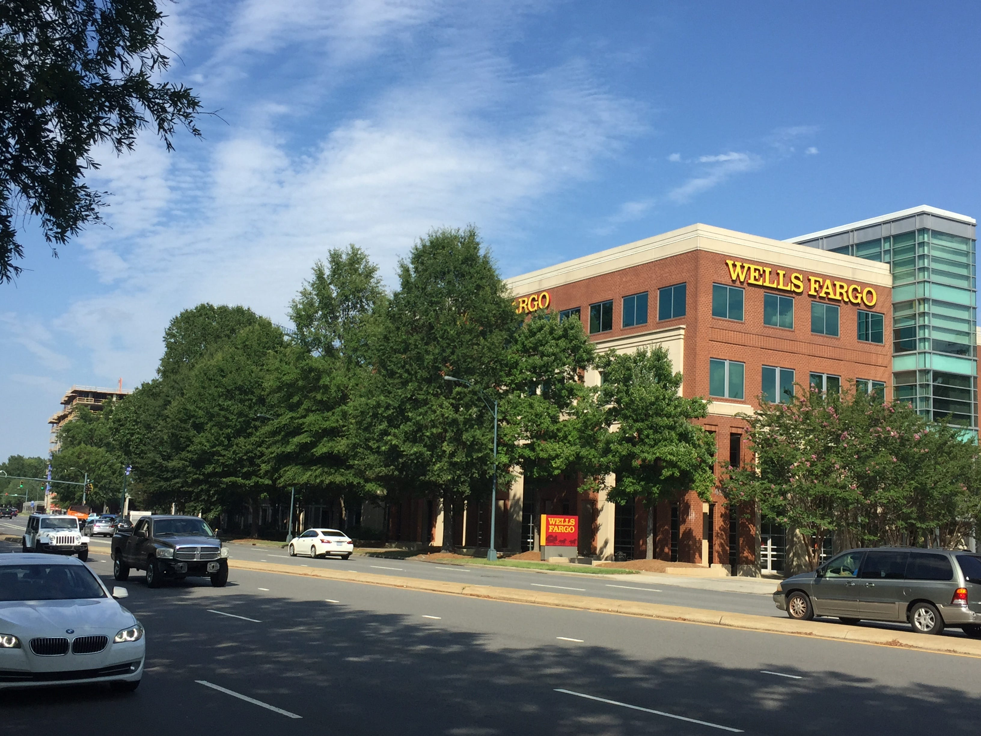 SouthPark office building sold as area redevelops