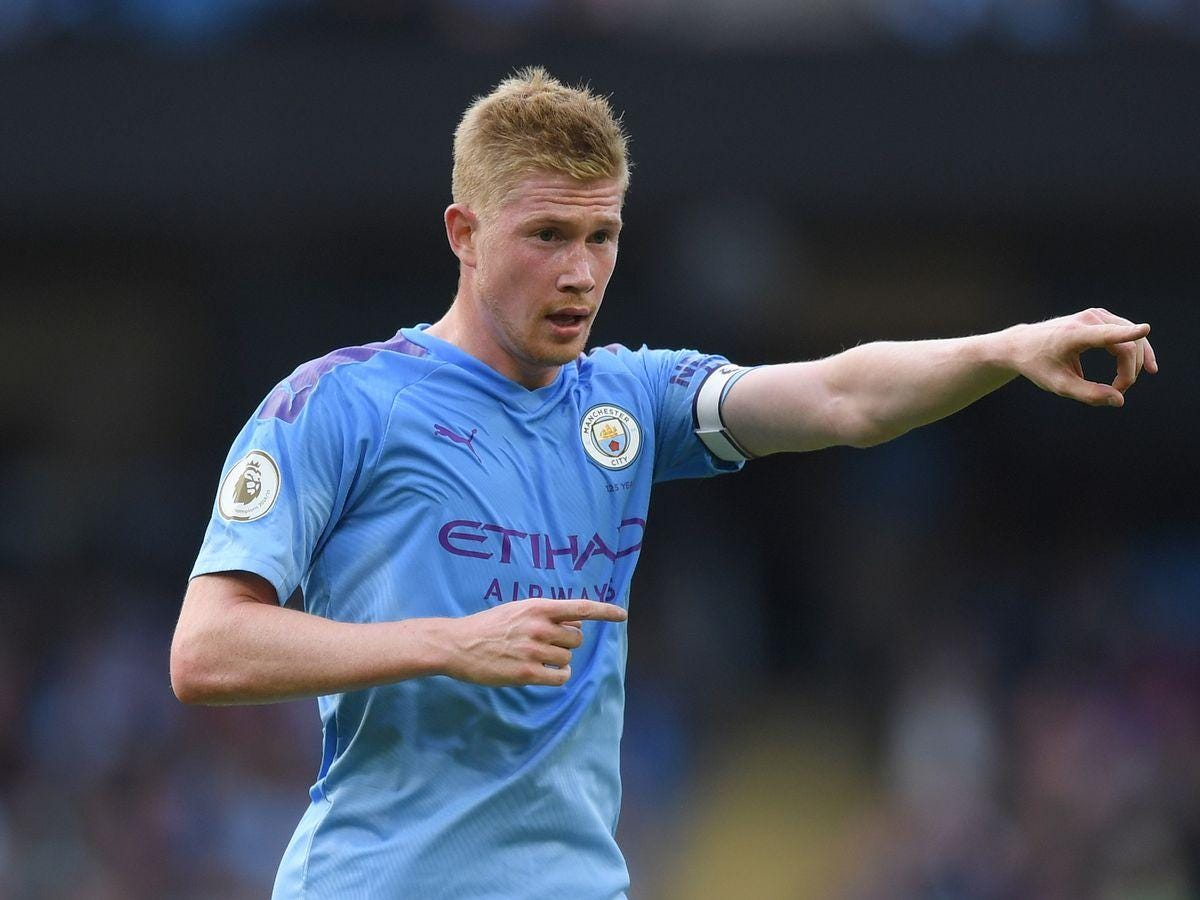 size 40 c37af c6e3a I Watched All Nine of the Chances Kevin De Bruyne Created ...
