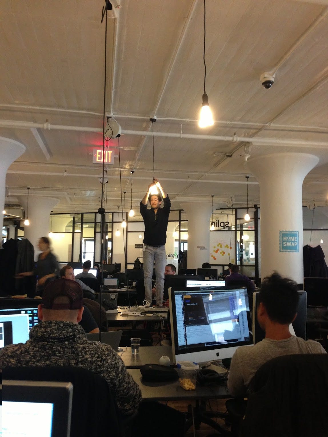 WeWork and the 2010s
