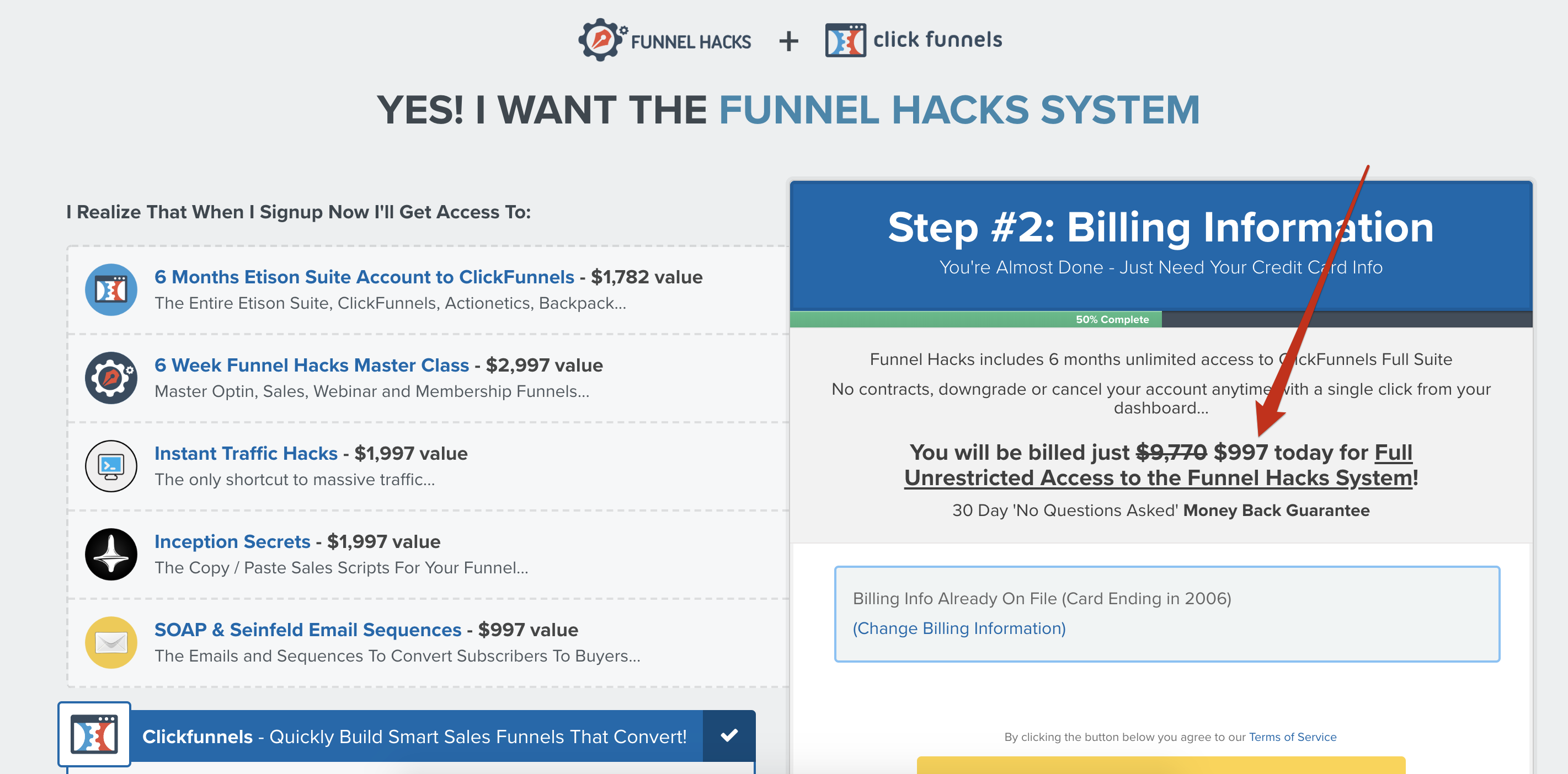 More About Cancel Clickfunnels