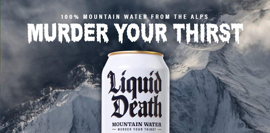 Liquid Death Interview, Amazon's Fashion For…