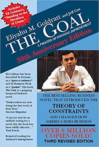 غلاف الكتاب الذي ينصح به سيث غودين