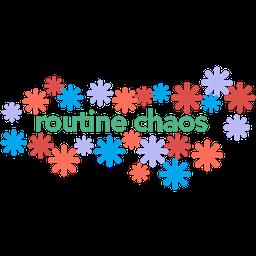 Routine Chaos
