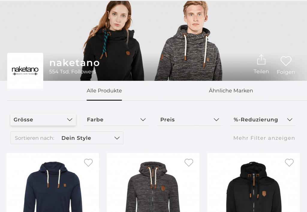 neues Hoch billiger Großhändler naketano female jacket one