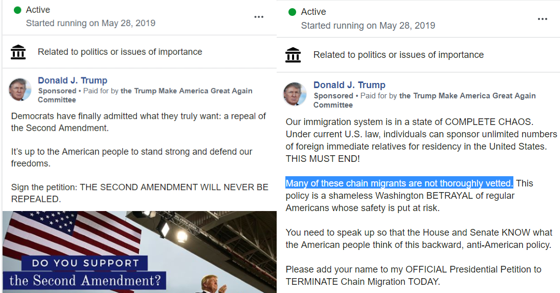 How the Trump campaign scams its supporters on Facebook