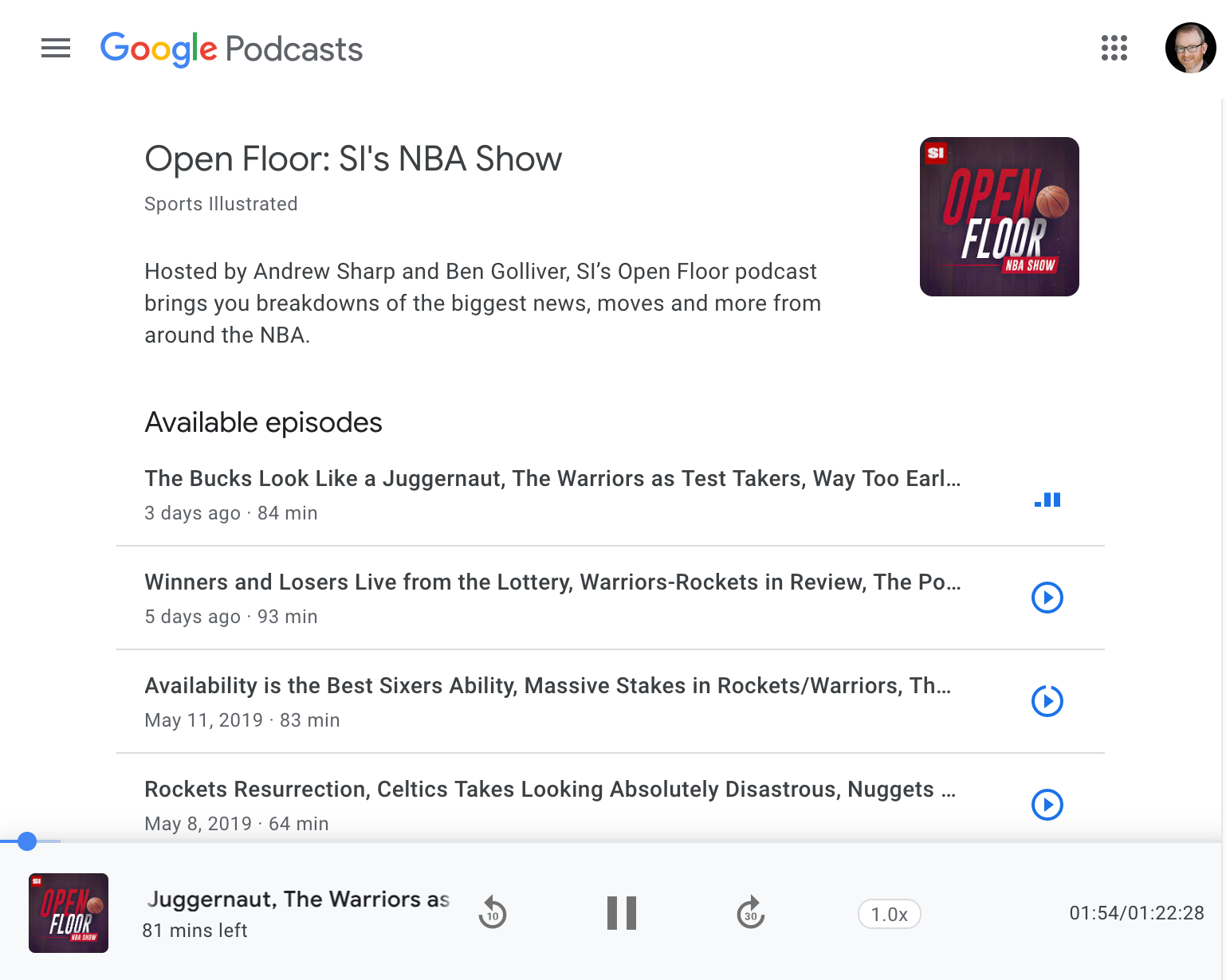 Spotify & Google make moves in podcasting (Cybercultural Daily