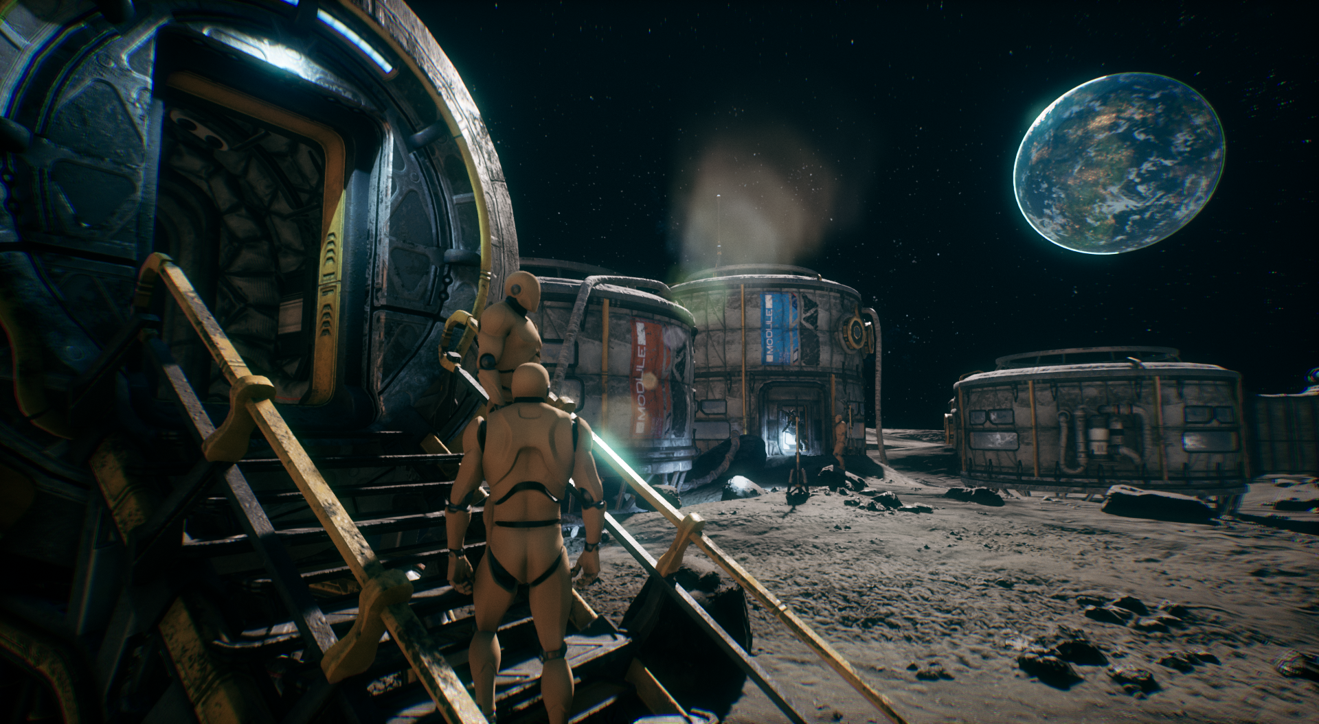 Unreal Engine Multiplayer Basics