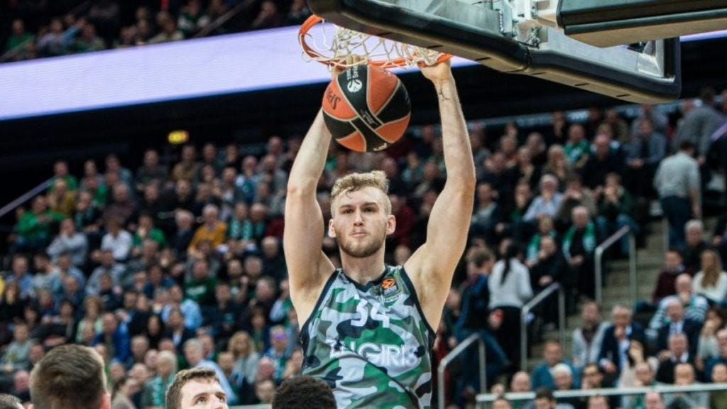 Three Situations That Could See Jock Landale In The Nba