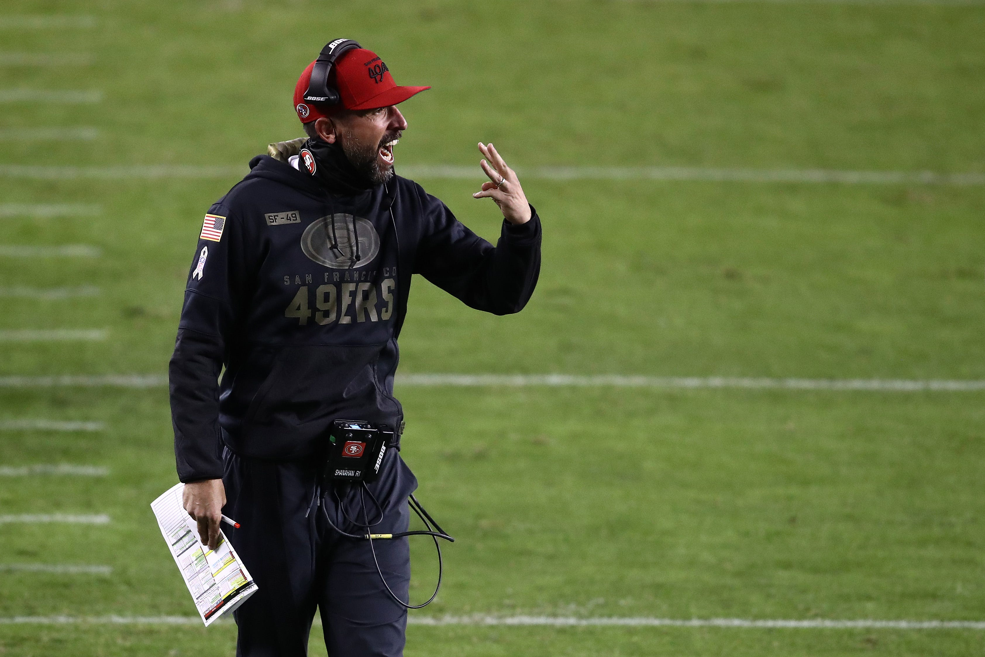 The Thread: With one trade, Kyle Shanahan puts all pressure on himself