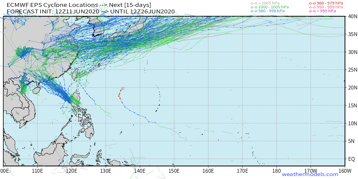 June 11, 2020 Tropical Update
