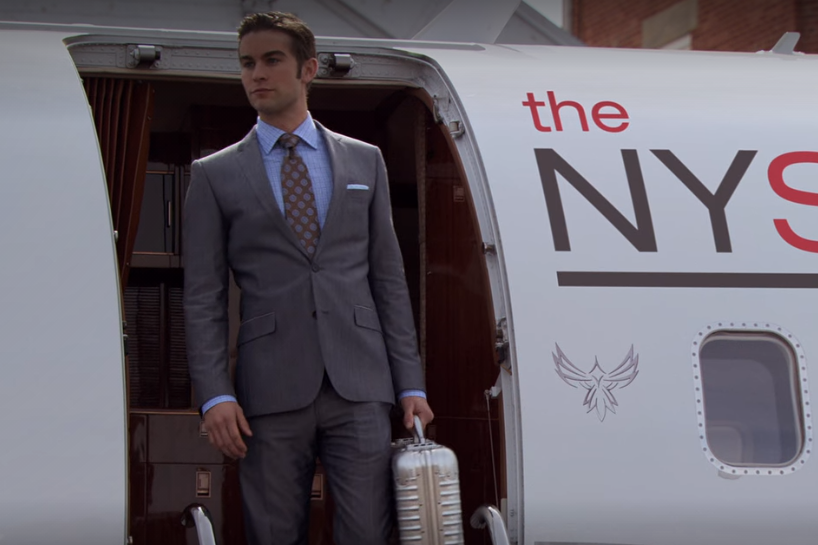 Nate Archibald in the finale flash forward