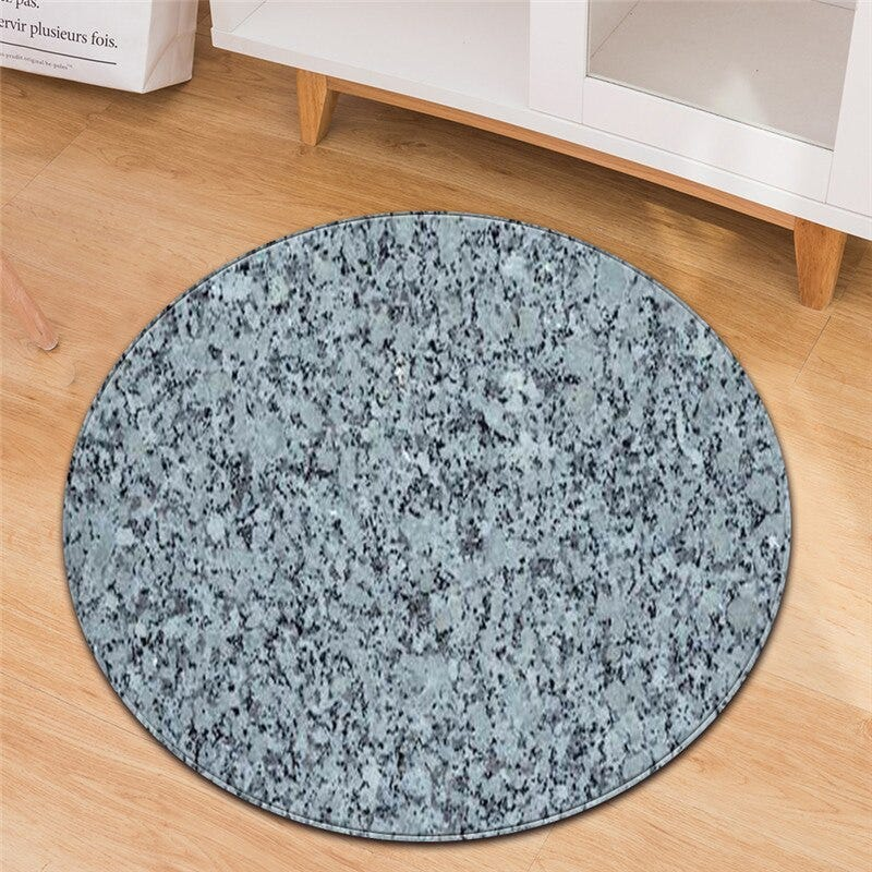 941034679 Nordic Europe White Black Marble Round Carpets Rugs Bedroom For Kids Living Room Sofa Tatami Floor Mat Tapis Dywan Drop Shipping Home Garden Home Textile