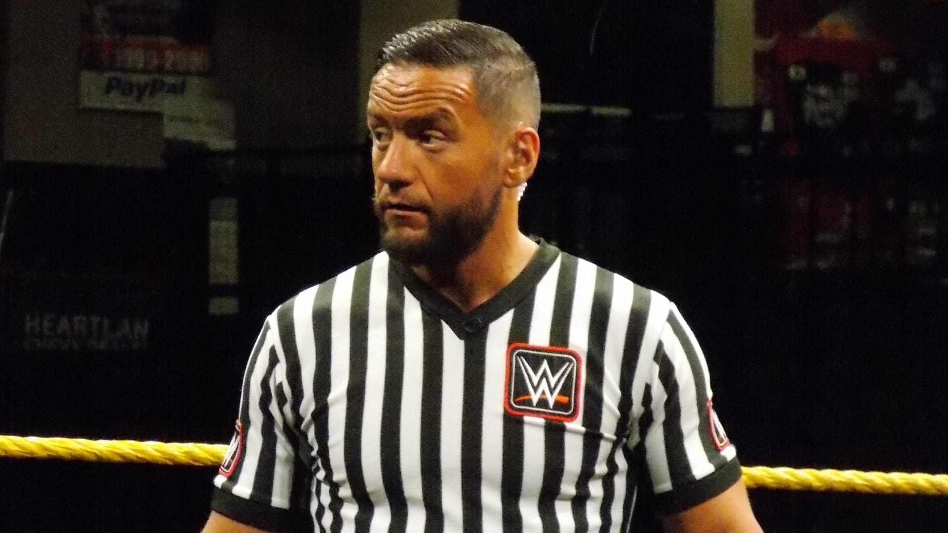 NXT Referee Was Reportedly Suspended & Banned From The WWE PC Over Controversial Heat