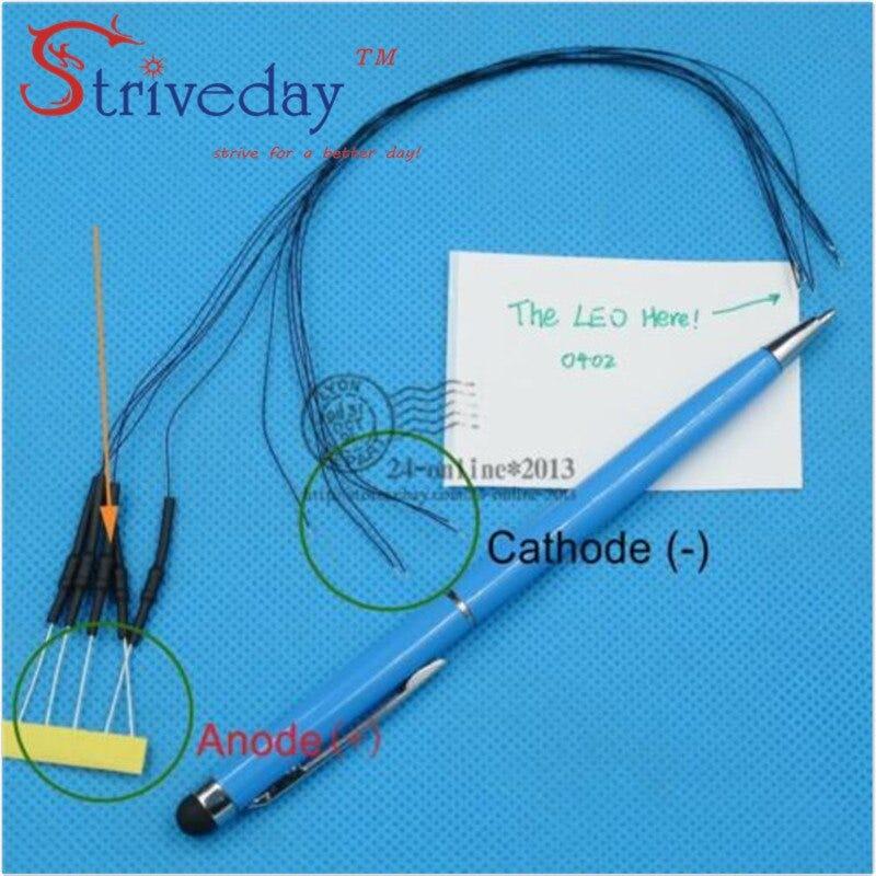 EDGELEC 20pcs Prewired 0805 Yellow SMD LED Light Emitting Diode DC ...