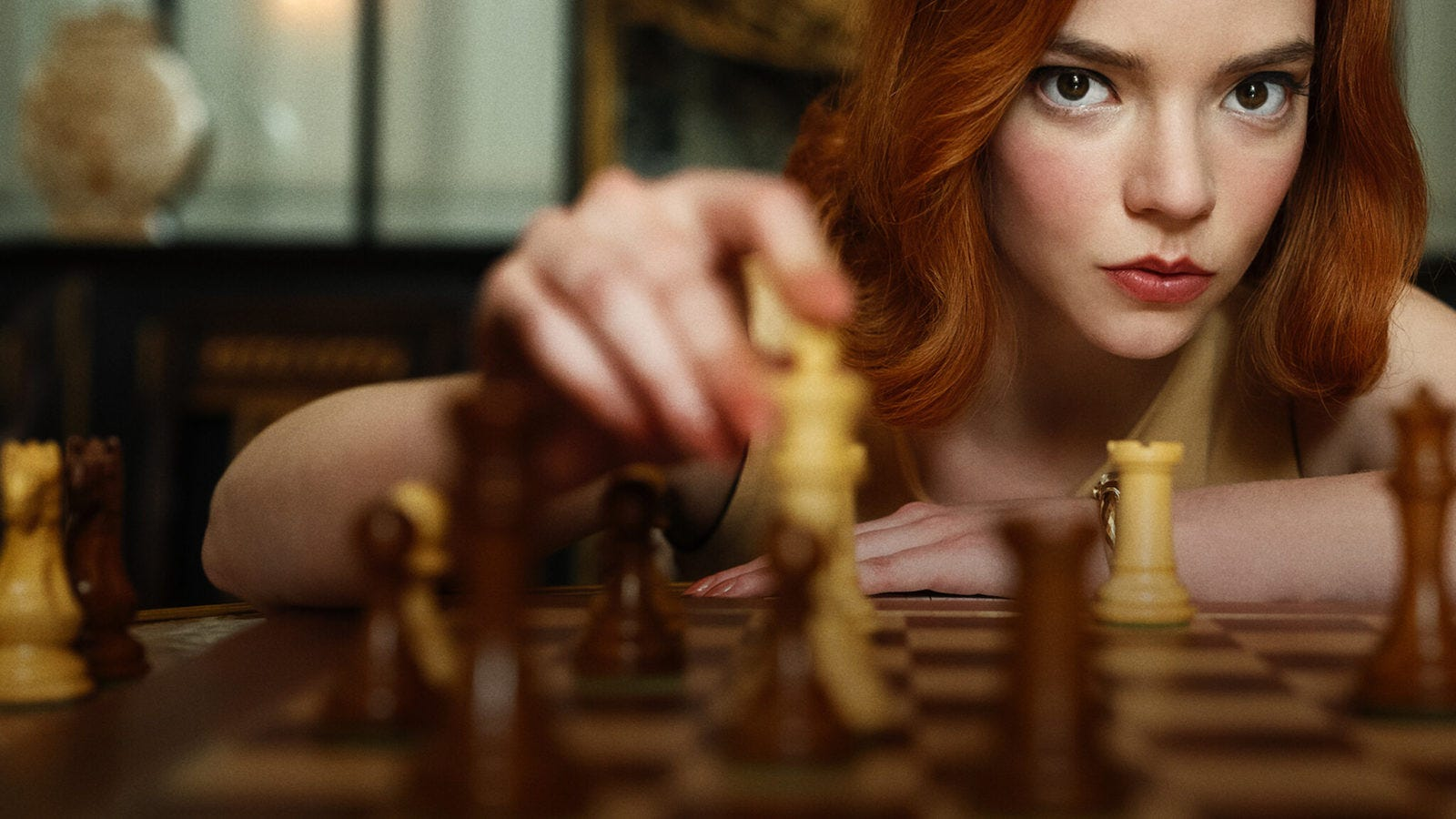 Lessons from The Queen's Gambit - by Jack Han - The Hockey Tactics  Newsletter
