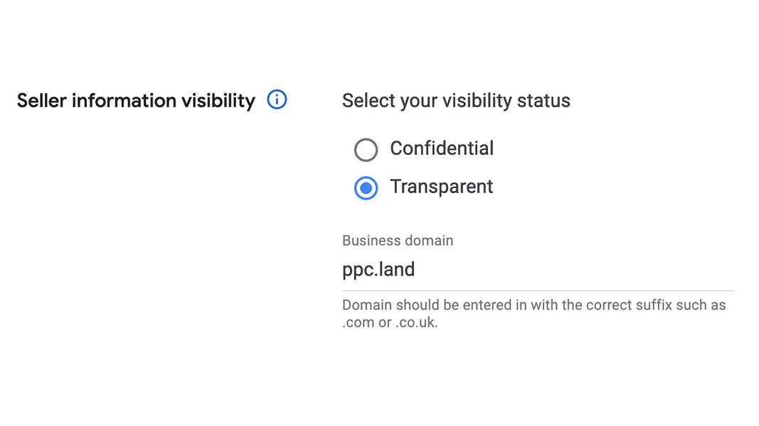 Google starts supporting sellers.json in AdSense and in AdMob
