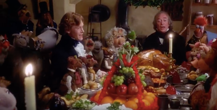 The Thought Process Of Miss Piggy In The Last Five Minutes Of The Muppets Christmas Carol