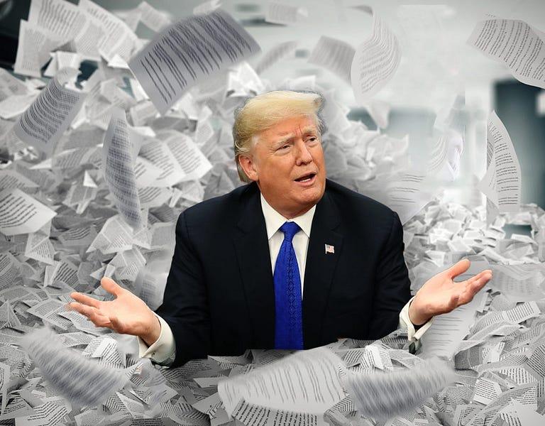 Trump's Pardon Dump Day