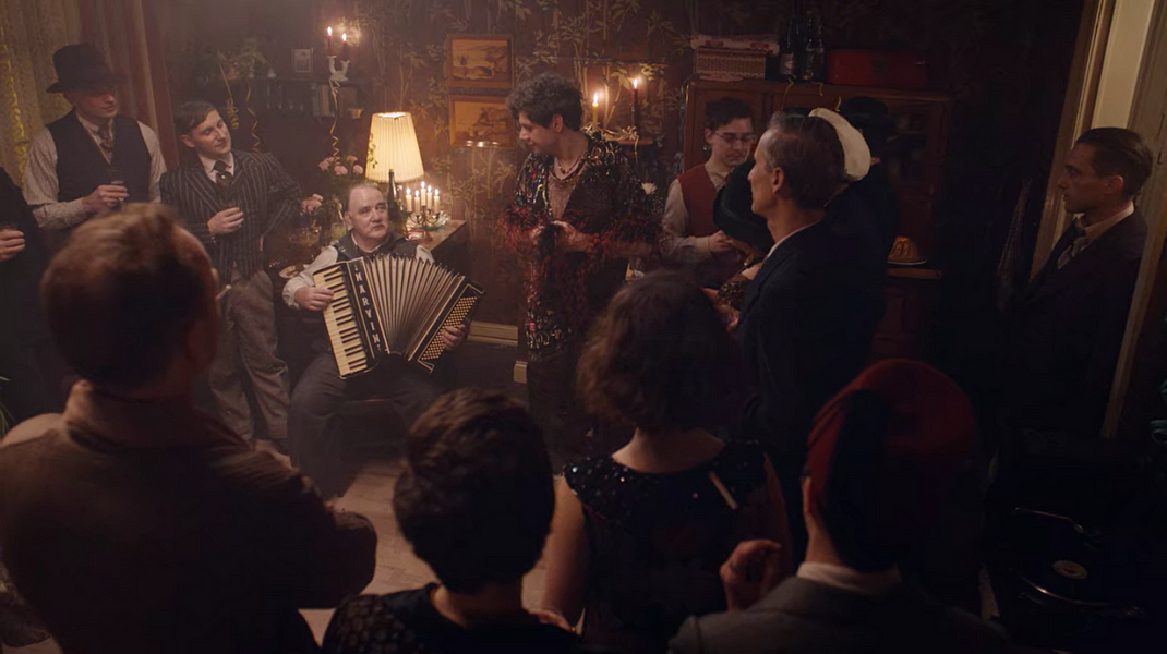 Babylon Berlin Episode 25 And Episode 26 With Meghan O Keefe