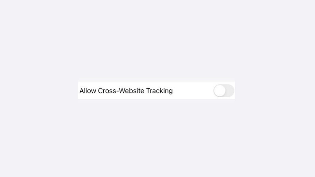 Apple introduces the Intelligent Tracking Prevention (ITP) on all browsers in iOS14