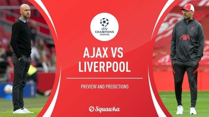 Free Liverpool Vs Ajax Amsterdam Live Stream Ajax Vs Liverpool Live Streams Reddit 2020