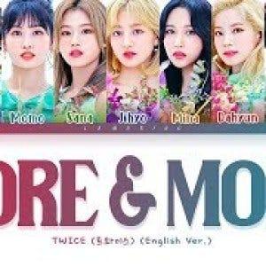 Download Lagu Twice More More English Version Mp3