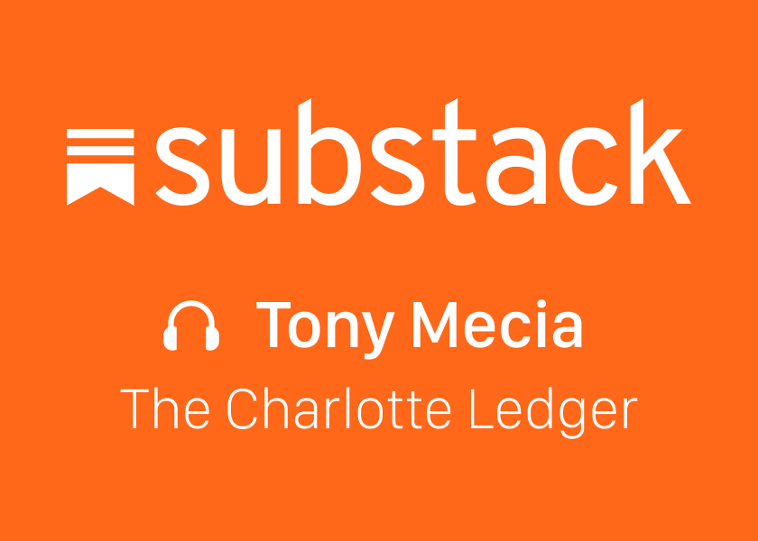 Substack Podcast S2E01: Local news with Tony Mecia of The Charlotte Ledger