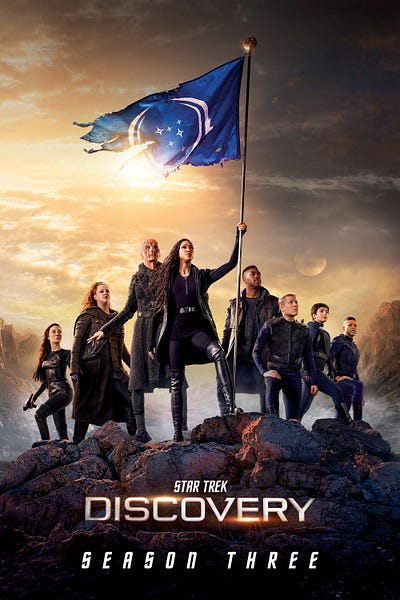Star Trek: Discovery Season 3 Episode 2 Online Free