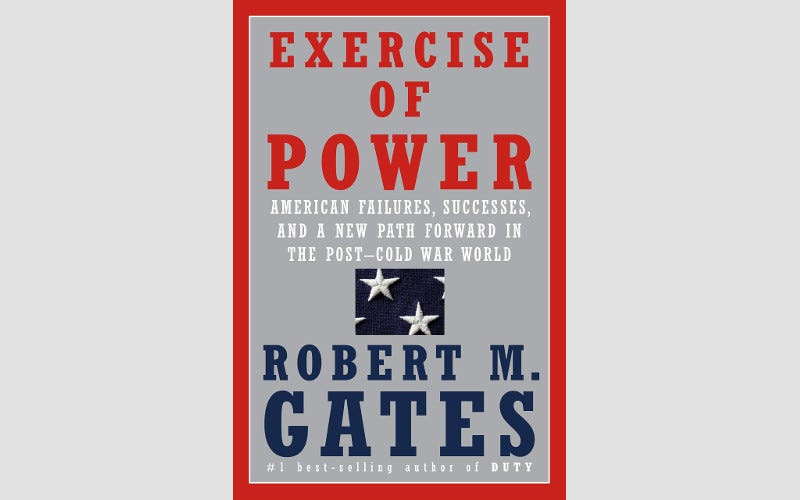 BOOK REVIEW: Exercise of Power: American Successes, and a New Path Forward in the Post-Cold War World