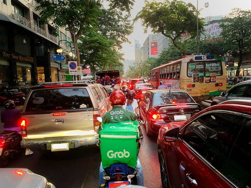 Chaos in Thai Home Food Delivery Industry
