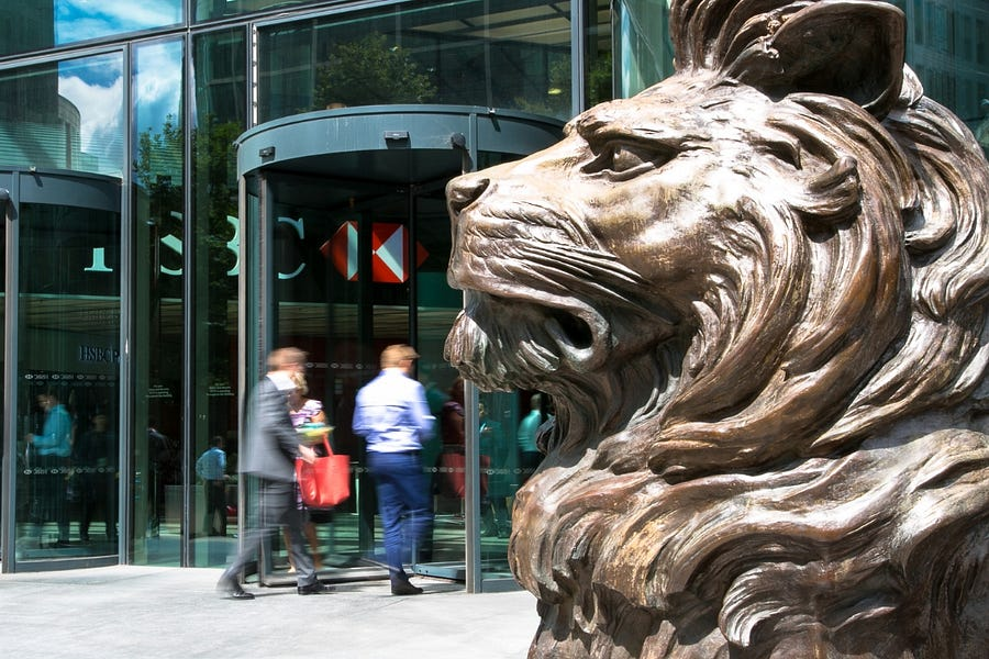 China's Threat Continues to Hang Over HSBC