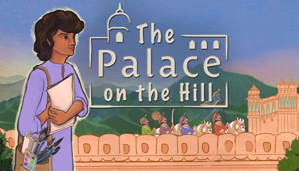 The Palace On The Hill is #PitchYaGame finalist!