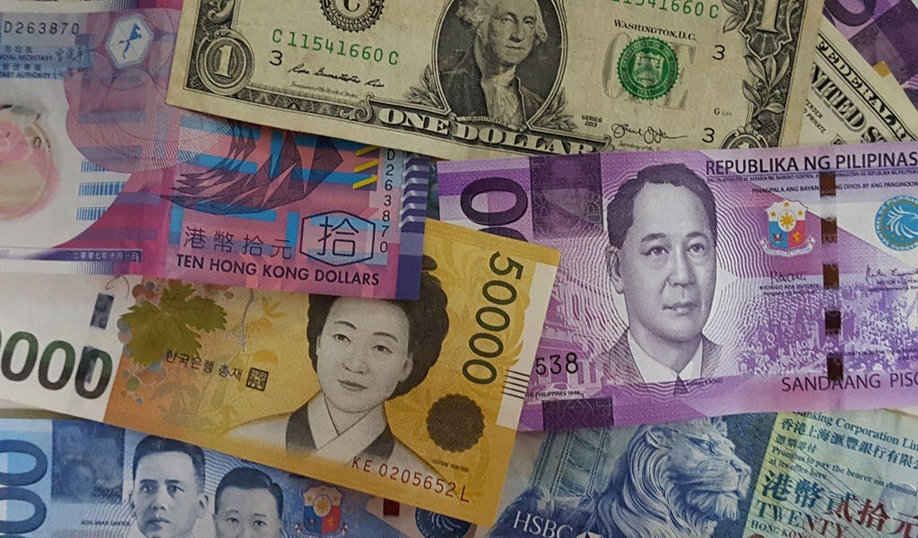 Southeast Asian Currencies: Stronger Than They Look