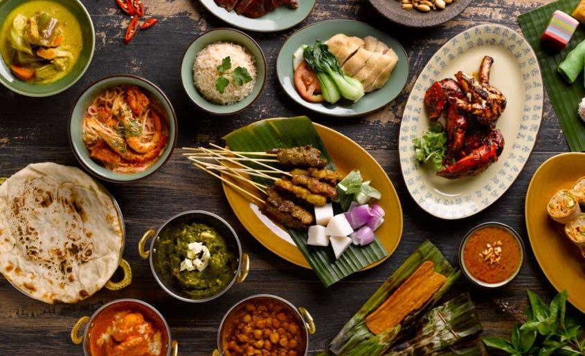 Singapore Slow-Walking Halal Probe
