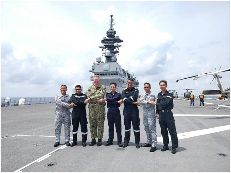 India Begins Pivot to East Asia