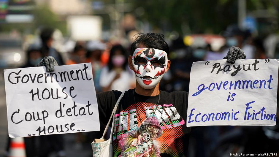 Thailand Tries to Tighten Screws on NGOs