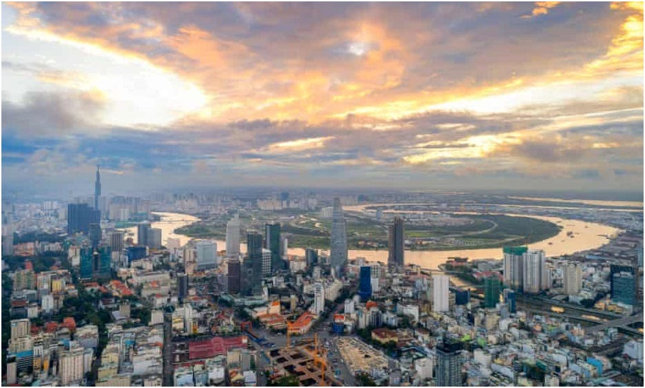 Ho Chi Minh City Looks to Get its Own Back