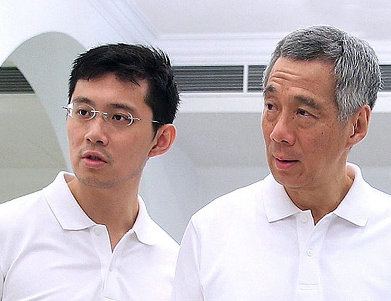 A Lee Dynasty in Singapore After All?