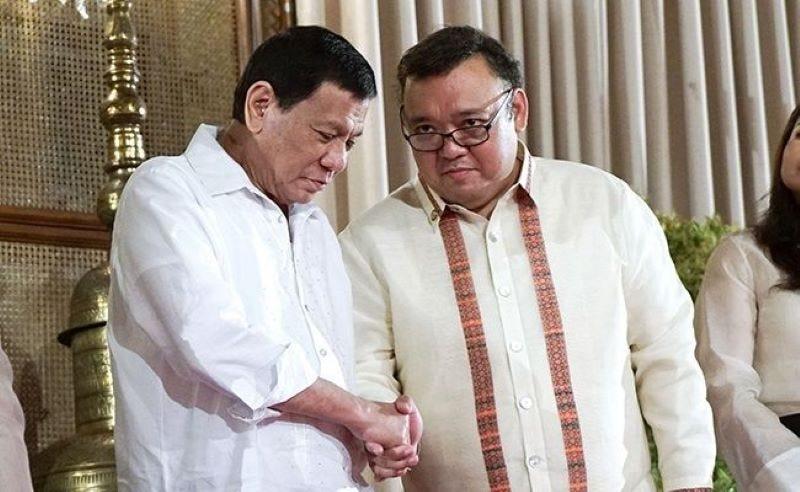 Duterte Says No Vendetta Against Nobel Laureate Ressa