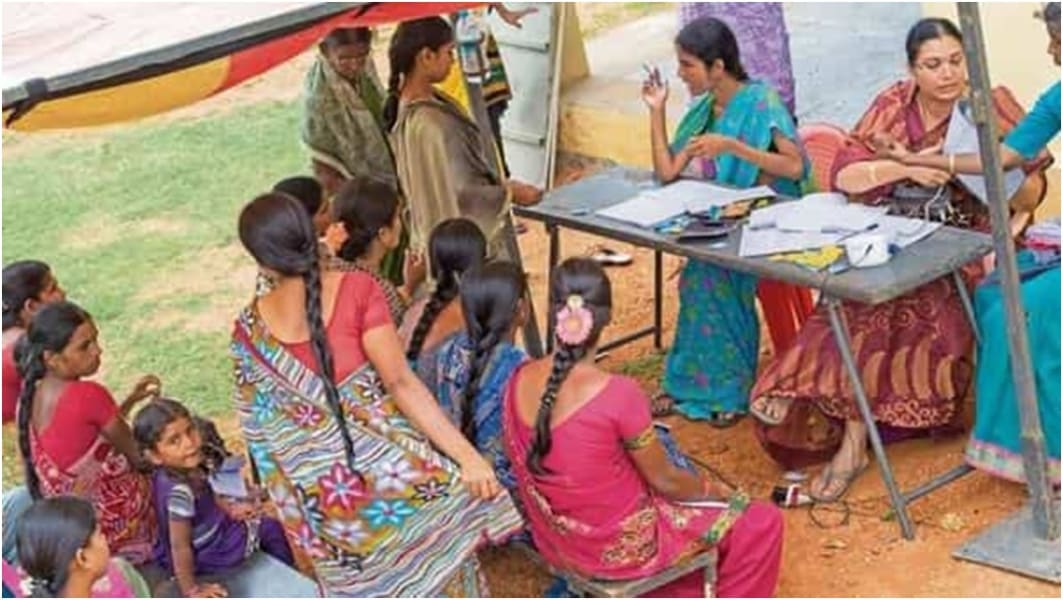 The Disgrace of India's Women's Health