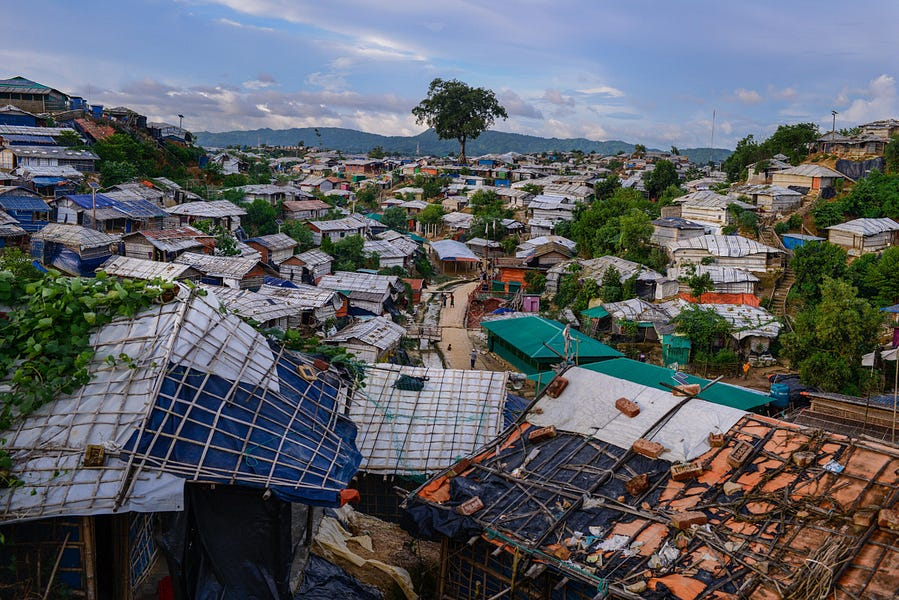 Rohingya Refugee Camps Likely a Catastrophic Covid-19 Incubator